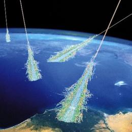 Scientists Prove Cosmic Rays Are Made of Protons