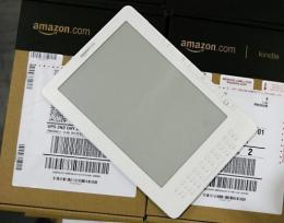 Amazon's Kindle DX 9.7