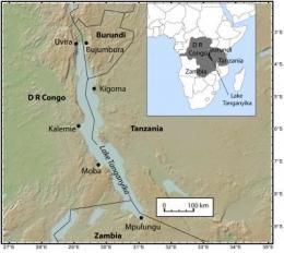 Brown geologists show unprecedented warming in Lake Tanganyika