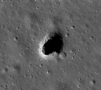 Down the Lunar Rabbit-hole