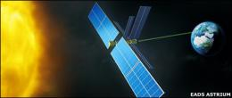 European space company wants solar power plant in space