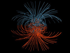 First measurement of magnetic field in Earth's core