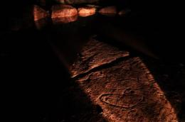 Norwegian petroglyphs found beneath burial mounds