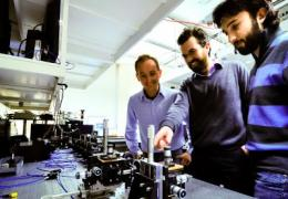 New generation of optical integrated devices for future quantum computers