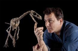 New predator 'dawn runner' discovered in early dinosaur graveyard