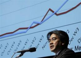 Nintendo chief says Sony portable is different (AP)