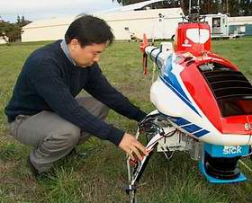 Researchers developing low-altitude robo-copters