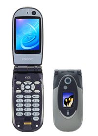 Smart-Card Handset F900iC