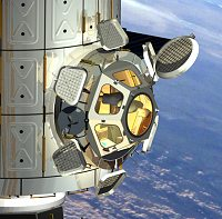 cupola observation module