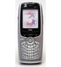NEC e228 3G handset