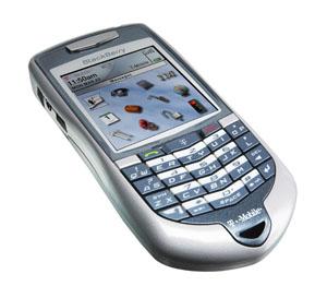 BlackBerry 7100™ Series handset