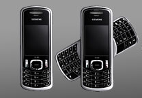 Siemens SK65 – the first mobile phone with complete e-mail management and a revolutionary design