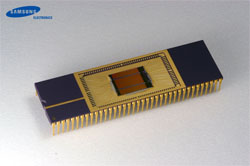 Samsung's 60-Nanometer 8-Gigabit NAND Flash Memory