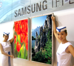 SAMSUNG Electronics Showcases Innovative Display Technology