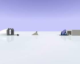Radical Antarctic telescope