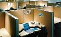 'Attentive' cubicles help workers focus in busy offices
