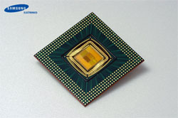 Samsung's 667MHz Mobile CPU for 3G Mobile Handheld Devices