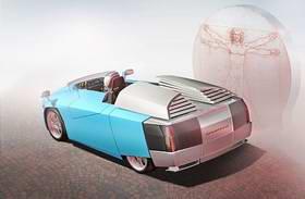 'Senso' car