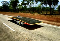 Nuna 2 - The world's fastest solar-powered car