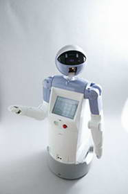 Fujitsu Begins Limited Sales of Service Robot 'enon'
