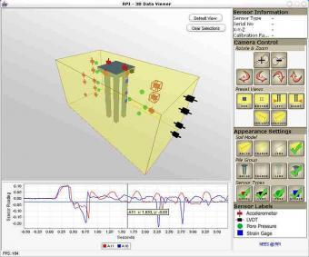 3-D Data Viewer