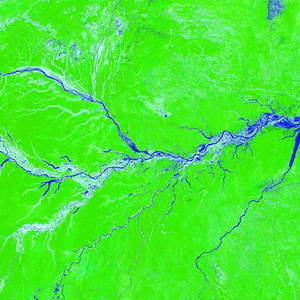 Earth Sinks Three Inches Under Weight Of Flooded Amazon
