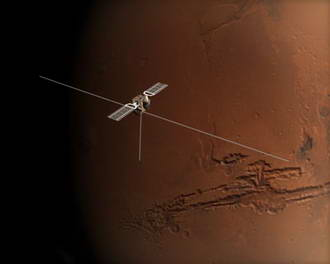 Mars Express radar collects first surface data