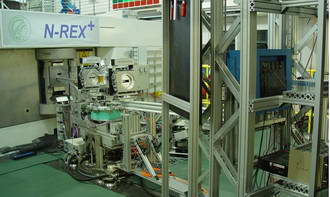 The new neutron spectrometer N-REX+ (Neutron Reflectometry & X-Rays) at the research neutron source Heinz Maier-Leibniz in Garch