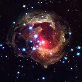Star V838 Monocerotis (V838 Mon)