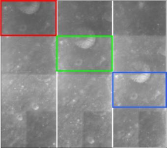 SMART-1 uses new imaging technique in lunar orbit
