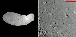 The Itokawa asteroid and its surface (R)