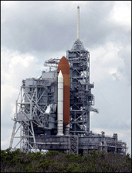 Space Shuttle Discovery