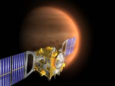 Venus Express set for liftoff