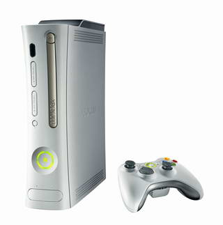 Xbox 360 video game console unveiled on MTV specialXbox 360 Video Games