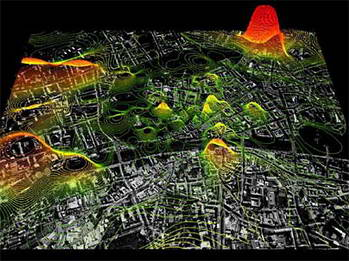 MIT researchers map city by cellphone
