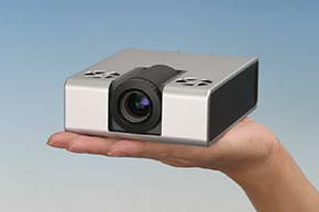 Epson Develops Mini-Projector