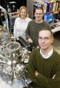 Researchers demonstrate single molecule absorption spectroscopy