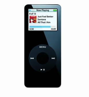 Apple Introduces iPod nano