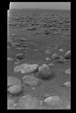 First images from Titan