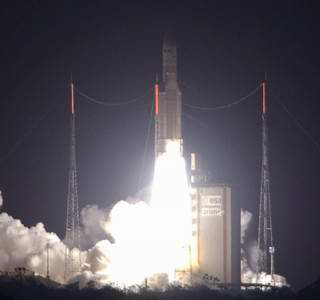 Liftoff for Ariane 5 ECA