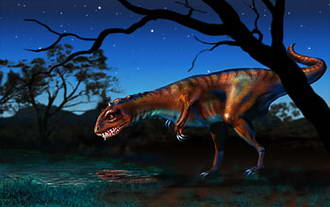 Findings bolster link between birds and T. rex