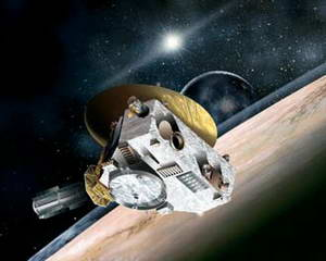 Pluto's Horizon