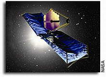 Jack Web Space Telescope (Next Generation Space Telescope)