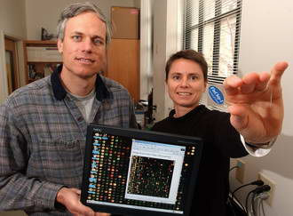 'Flu Chip' May Help Combat Future Epidemics, Pandemics