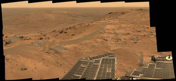 NASA's Durable Spirit Sends Intriguing New Images From Mars