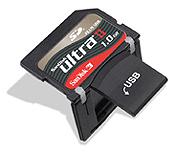 SanDisk Ultra™ II SD™ PLUS