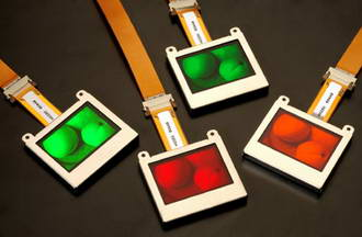 OLED Displays Feature New Colors