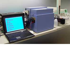 new portable analysis system for detecting harmful substances in bodies of water