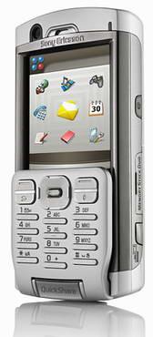 Sony Ericsson unveils UMTS P990 smartphone