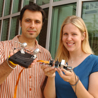Lasers Key to Handheld Gas and Liquid Sensors
